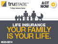 Click here to check out Truestage life insurance